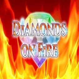 Diamonds on Fire logo