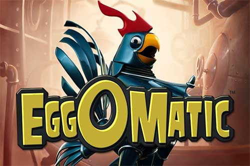 Eggomatic spilleautomat