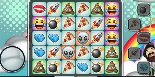 Emojiplanet oppsett spilleautomat