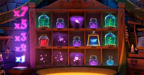 Frog Grog spilleautomat