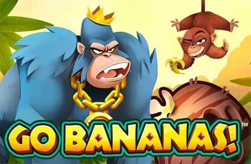 Go Bananas spilleautomat
