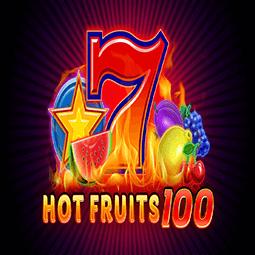 Hot Fruits 100 logo