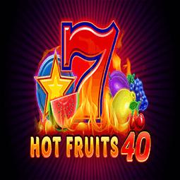 Hot Fruits 40 logo