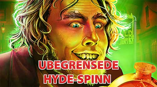 Hyde spins