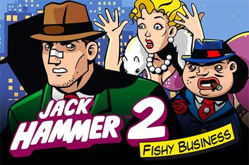Jack Hammer 2 spilleautomat