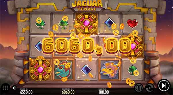 Jaguar Temple spilleautomat stor gevinst
