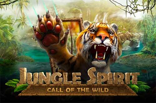Jungle Spirit Call of the Wild spilleautomat