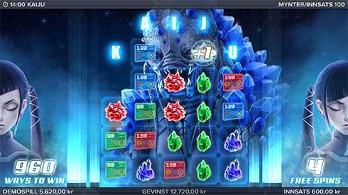 Kaiju freespins