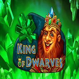 King of Dwarves logo