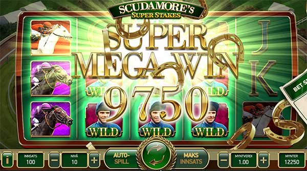 Scudamores Super Stakes spilleautomat