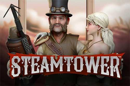 Steam Tower spilleautomat