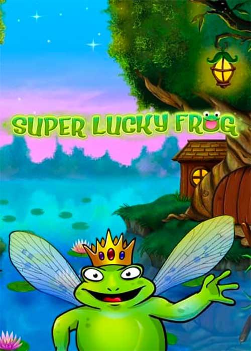Super Lucky Frog spilleautomat jackpot