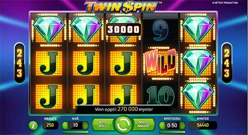 Super Mega Win Twin Spin
