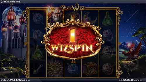 The Wiz Wizspin