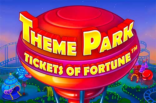 Theme Park Tickets of Fortune spilleautomat