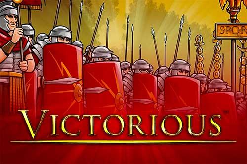 Victorious spilleautomat