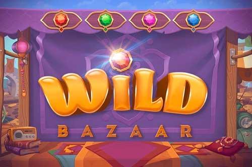 Wild Bazaar spilleautomat
