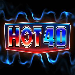 Hot 40 logo