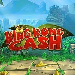 King Kong Cash spilleautomat