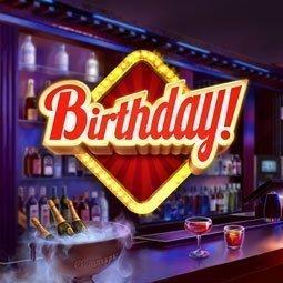 Birthday spilleautomat