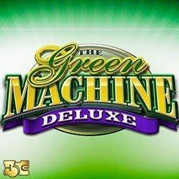 The Green Machine Deluxe logo