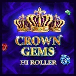 Crown Gems Hi Roller logo