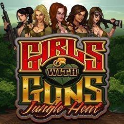 Girls With Guns Jungle Heat spilleautomat