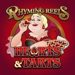 Rhyming Reels Hearts and Tarts spilleautomat