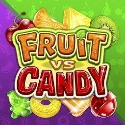 Fruit vs Candy spilleautomat