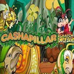 Cashapillar Scratch Card spilleautomat