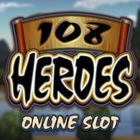108 Heroes spilleautomat