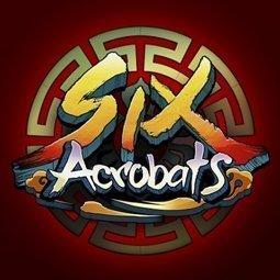 Six Acrobats spilleautomat