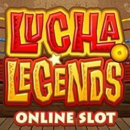 Lucha Legends spilleautomat