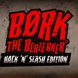 Børk The Berzerker logo