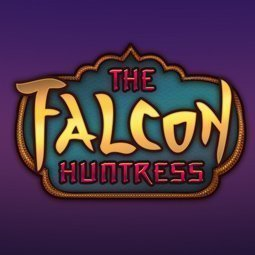The Falcon Huntress logo