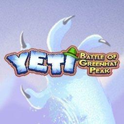 Yeti Battle of Greenhat Peak logo