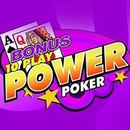 Power Poker bonus logo