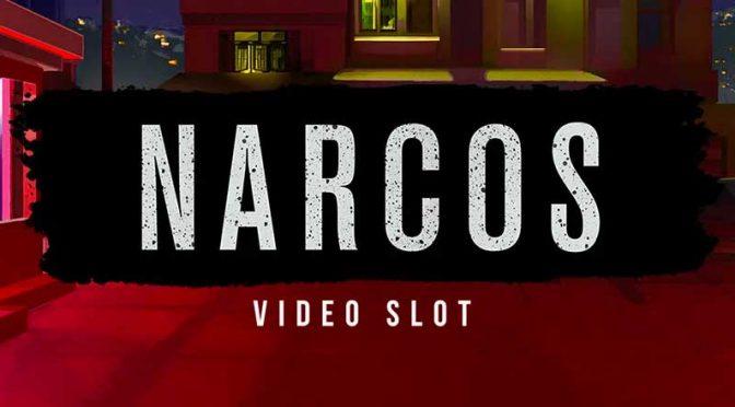 Narcos spilleautomat bakgrunn