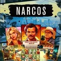 Narcos spilleautomat feature