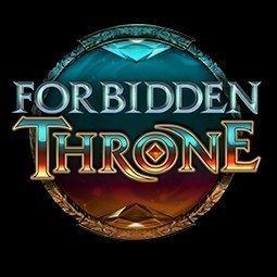 Forbidden Throne logo