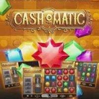 Cashomatic spilleautomat netent