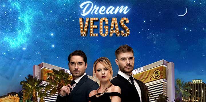 Dream Vegas casino bonus 720