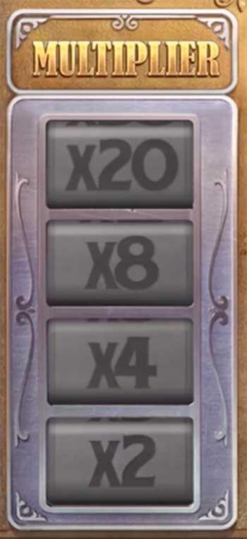Multiplikator cashomatic