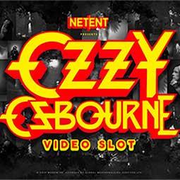 Ozzy Osbourne spilleautomat feature