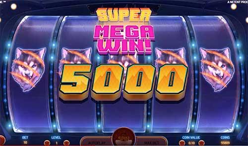 Spinsane spilleautomat NetEnt