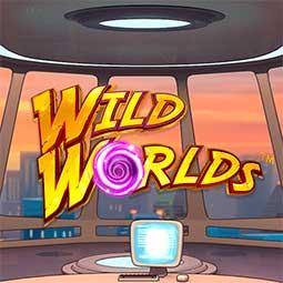 Wild Worlds spilleautomat feature