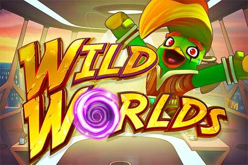 Wild Worlds spilleautomat