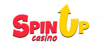 Logo til SpinUp Casino