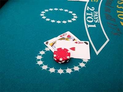 blackjack på nett