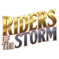 Riders of the Storm spilleautomat forside